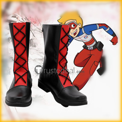Henry Danger Comic Cartoon Henry Cosplay Shoes Boots