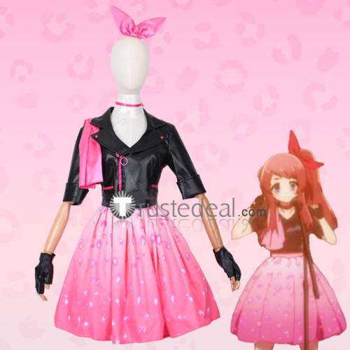 Zombie Land Saga Revenge Sakura Minamoto Stage Cosplay Costume