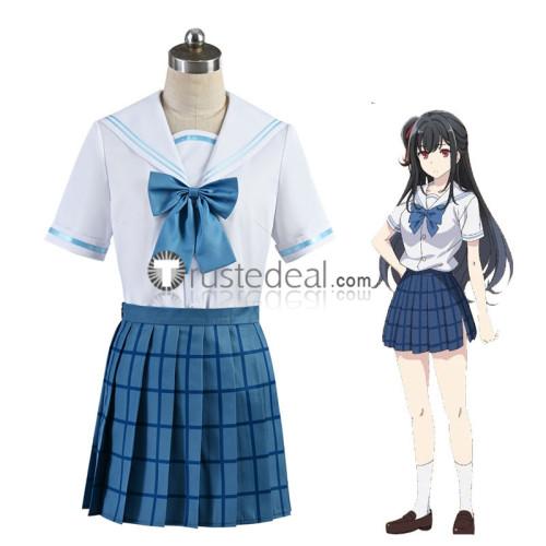 Tantei wa Mou Shindeiru The Detective Is Already Dead Siesta Nagisa Natsunagi School Uniform Cosplay Costumes