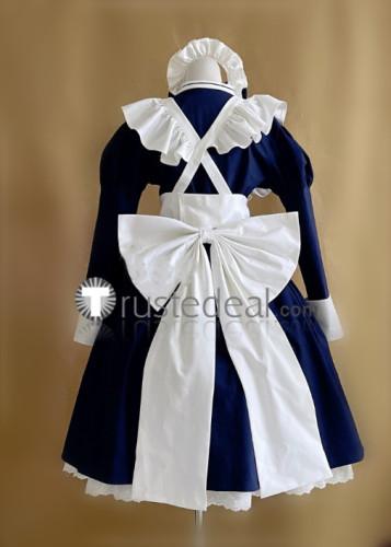Tsuki ni Yorisou Otome no Sahou Sakurakouji Saika Maid Cosplay Costume