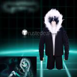 Undertale Undervirus Xans Halloween Cosplay Costume