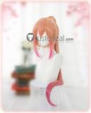 Miss Kobayashis Dragon Maid Kanna Kamui Tohru Maid Kimono Ponytails Cosplay Wigs