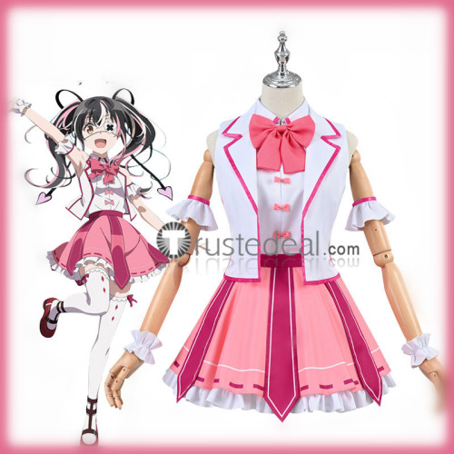 Tantei wa Mou Shindeiru The Detective Is Already Dead Yui Saikawa Cosplay Costumes