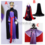Snow White and the Seven Dwarfs Queen Cosplay Costumes