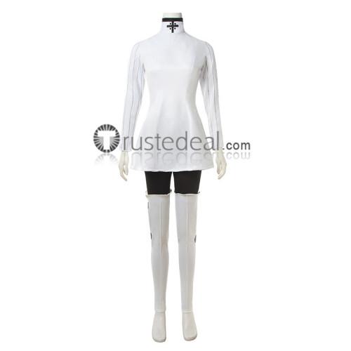 Drakengard 3 One White Cosplay Costume