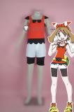 Pokemon Omega Ruby and Alpha Sapphire May Haruka Cosplay Costume
