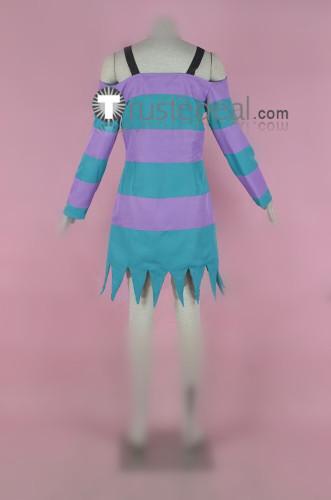 Pokemon Gym Leader Roxie Cosplay Costume