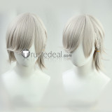 Genshin Impact Kazuha's Friend Kitsune Saiguu Lyney and Lynette Twins Cosplay Wigs