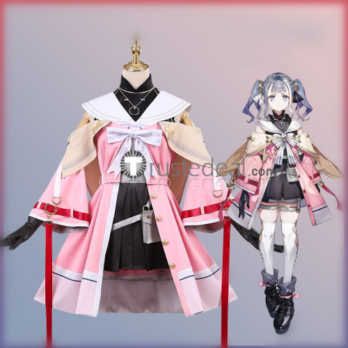 Atelier Ryza 2 Lost Legends & the Secret Fairy Patricia Abelheim Cosplay Costume