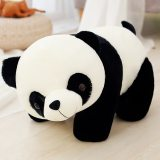 Cute Baby Big Giant Panda Bear Plush Stuffed Animal Doll Animals Toy Pillow Cartoon Kawaii Dolls Girls Lover Gifts