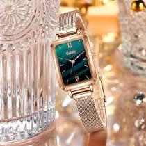 Luxury Rose Gold Women Stainless Steel Watch Fashion Ladies Quartz Alloy Wrist Watch Elegant Female Clocks Reloj Mujer