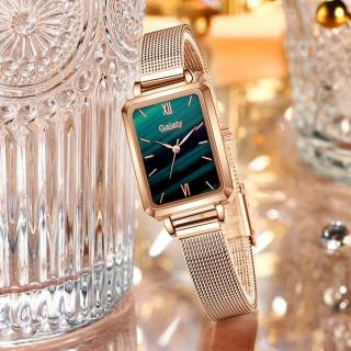 Luxury Rose Gold Women Stainless Steel Watch Fashion Ladies Quartz Alloy Wrist Watch Elegant Female Clocks Reloj Mujer