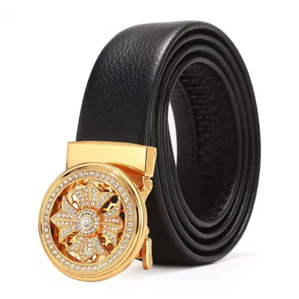 Luxury Brand Male Belts