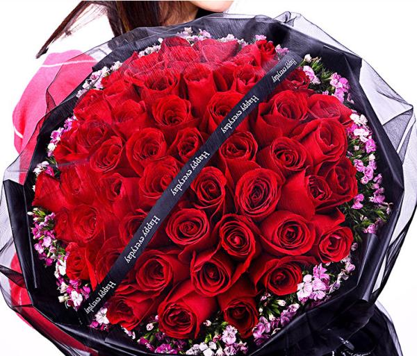 99 roses New love soap flower gift box