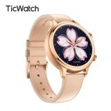 Ticwatch C2 Wear OS by Google Smartwatch Women's Watch Android&iOS Compatible IP68 Swim ready Waterproof Watch GPS NFC Available