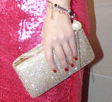 Brand Women's Shoulder Bags 2021 Chain Ladies Crossbody bags pu Lady Purses and Handbag Fashion rivets Women Clutch Bags