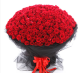 999 red roses bouquet birthday flower delivery 520 confession