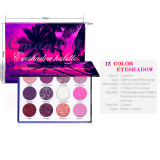 12 colors eyeshadow