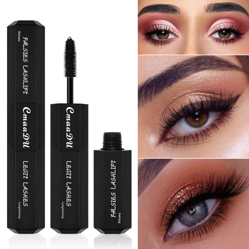 Double-ended mascara