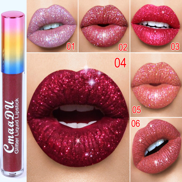 Diamond Symphony Shiny Matte Metallic Lip Gloss Lipstick