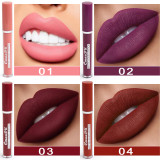 10 sets of lip gloss non-stick cup waterproof matte matte lipstick