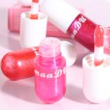 Mini Diamond Lipstick Lip Gloss Pearly