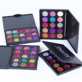 15 color diamond sequin eyeshadow palette