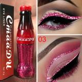 Color shiny glitter powder eyeliner