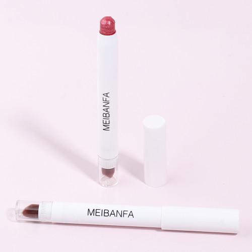 MEIBANFA Waterproof Eyeshadow Stick, Pearl Shimmer