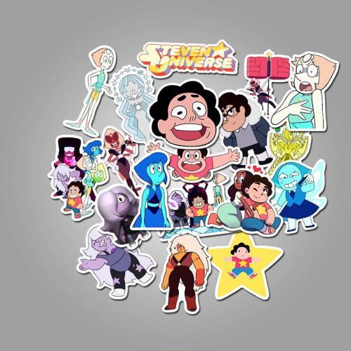 Steven Universe Cartoon ( 50 Pcs )
