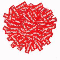 Supreme Box Logo ( 50 Pcs )