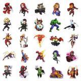 Super Hero C ( 50 Pcs )