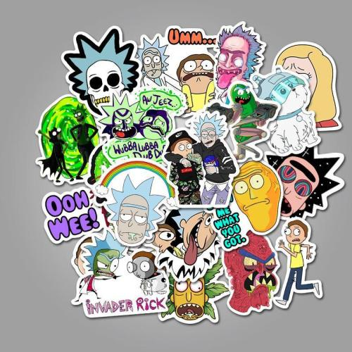 Rick and Morty ( 85 Pcs )