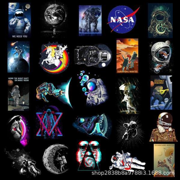 NASA ( 50 Pcs )