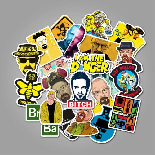 Breaking Bad ( 50 Pcs )
