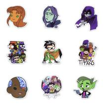 Teen Titans ( 25 Pcs )