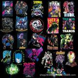 Super Hero D ( 50 Pcs )