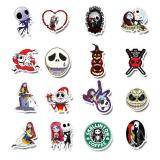 Day of The Dead Cartoon ( 50 Pcs )