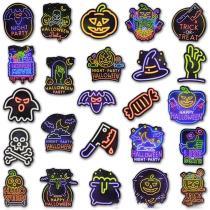Neon Halloween ( 25 Pcs )