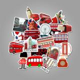 Red Bus ( 50 Pcs )