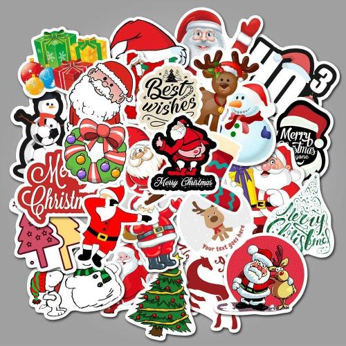 Christmas Cartoon ( 50 Pcs )