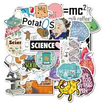 Science Cartoon ( 50 Pcs )