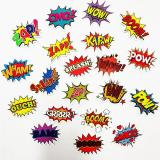 Wow Boom Bang ( 50 Pcs )