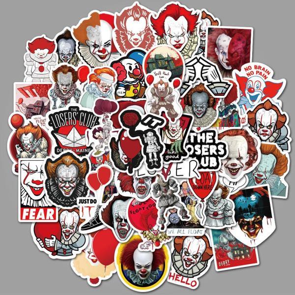 Joker Cartoon ( 50 Pcs )