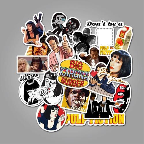 Pulp Fiction ( 50 Pcs )