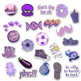 Vsco Purple ( 50 Pcs )