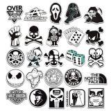 Black and white ( 100 Pcs )