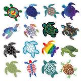 Turtle Cartoon ( 41 Pcs )
