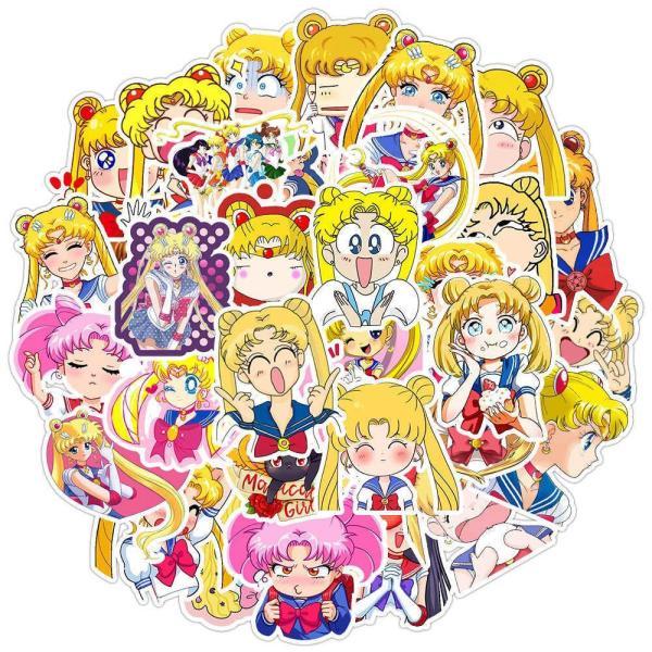 Sailor Moon ( 50 Pcs )