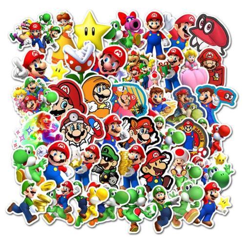 Super Mario ( 50 Pcs )